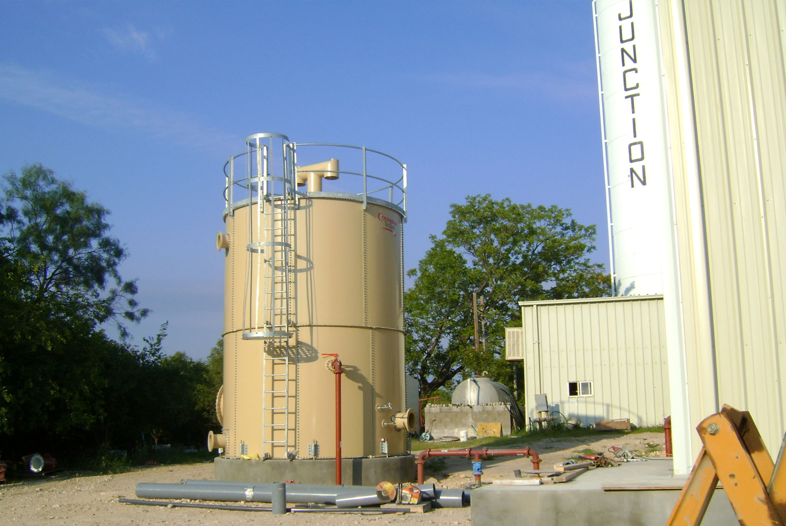 City of Junction Water Treatment Plant Expansion - LEM